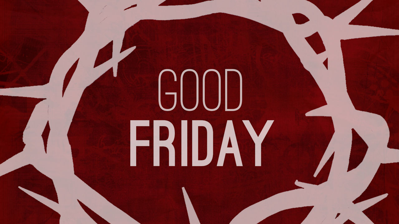 The Cost of Redemption - Good Friday