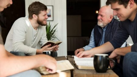 Men's Ministry Bible Study